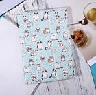 Lovely Cute Unique Cartoon Cat Painted Cover Case for iPad M