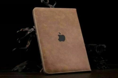 Luxury PU Leather Wallet iPad 4 Air/Mini/Pro/6th