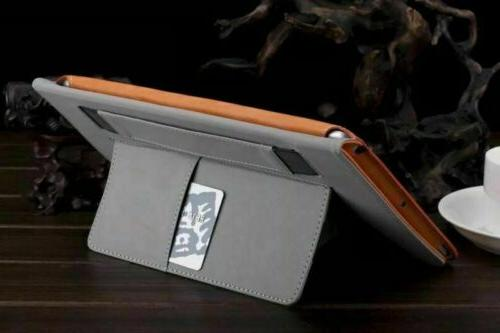 Luxury Leather Smart Case Cover for iPad 4 Air/Mini/Pro/6th