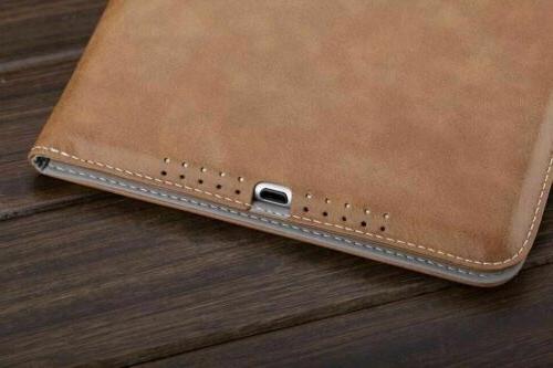 Luxury Leather Smart iPad 3