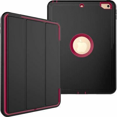 """Magnetic Screen Protector Tablet Case For iPad 9.7"""" 5th A1822 A1893"""