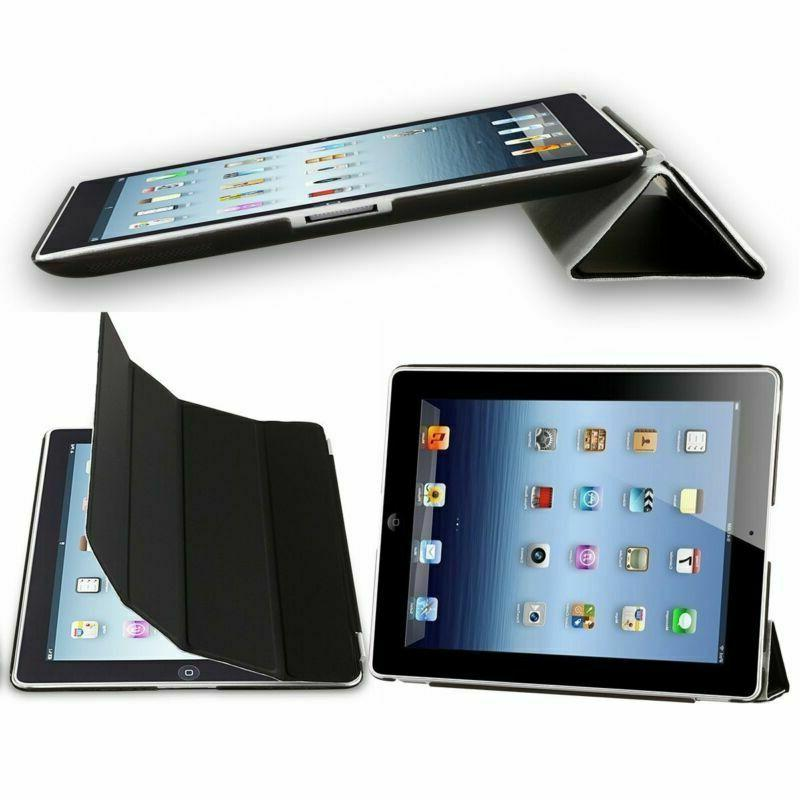 Magnetic Case Cover For iPad 3 4 A1396 A1416