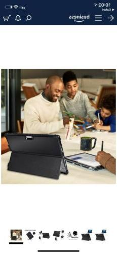 MAIDDOS Surface Pro Case,Multiple Angle Viewing Surface Pro