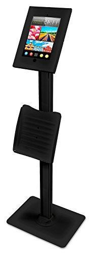 Tablet iPad Floor Stand Kiosk Mount Standing Tablet Holder,