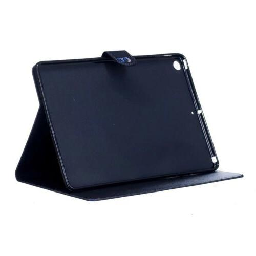 """For New iPad 9.7"""" 6th Leather Stand Case"""