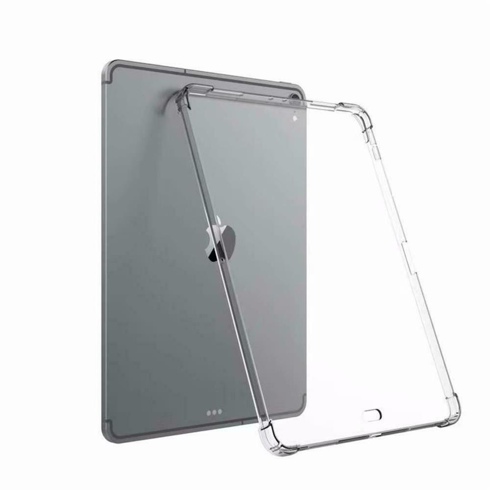 New Clear Silicone TPU Tablet Case Cover For Apple iPad Pro