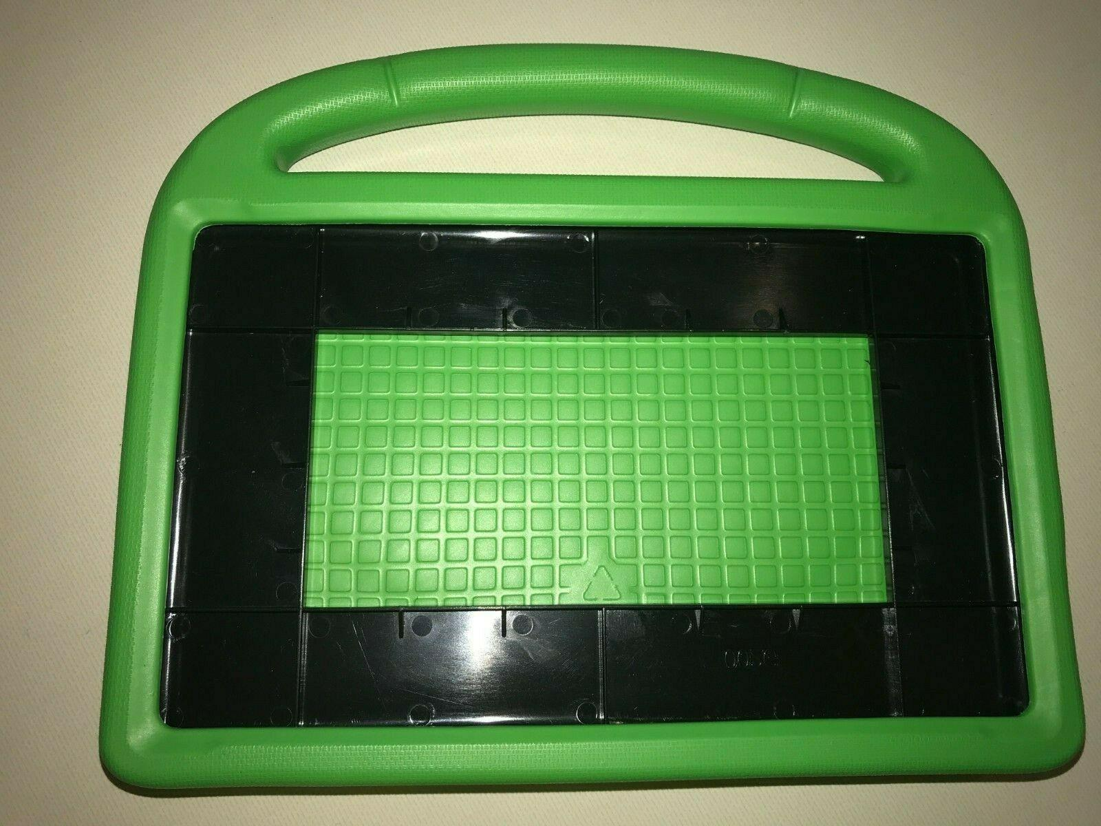 new green ipad protective case for kids