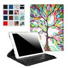 "Fintie New iPad 5th 9.7"" 2017 Bluetooth Keyboard Case 360°"