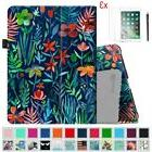"""New iPad 5th 9.7"""" 2017 Tablet Folio Case Stand Cover + Scree"""