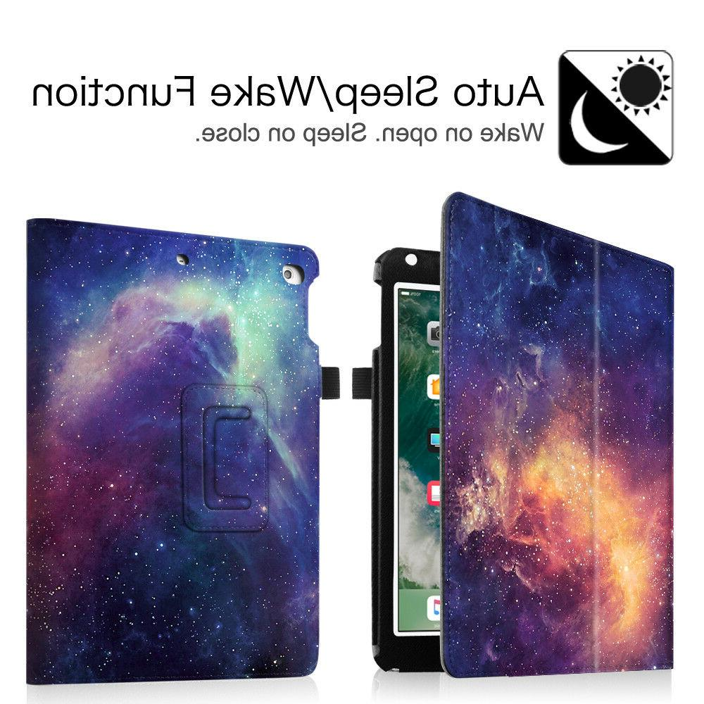 For New iPad Generation inch A1893 Folio Case Cover Stand