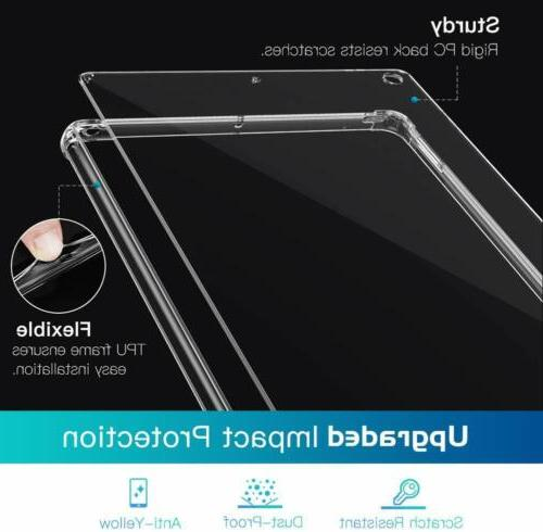 MoKo for 7th Clear TPU Shockproof Protector Case