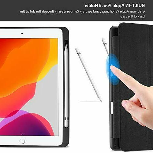 "ProCase New iPad 7th Generation 10.2"" with Pencil Sof"