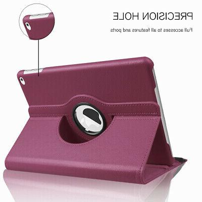For iPad 9.7 6th Rotating Smart Flip