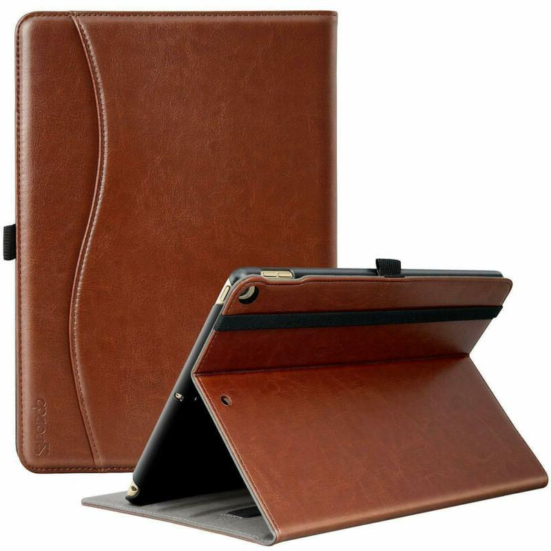 New Ipad 9.7 Inch 2018/2017 Case, Ztotop Premium Pu Leather