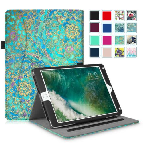For New iPad 9.7 inch 5th Generation 2017 Tablet Multi-Angle