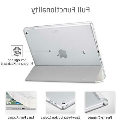 New iPad Case Smart Cover Synthetic Leather