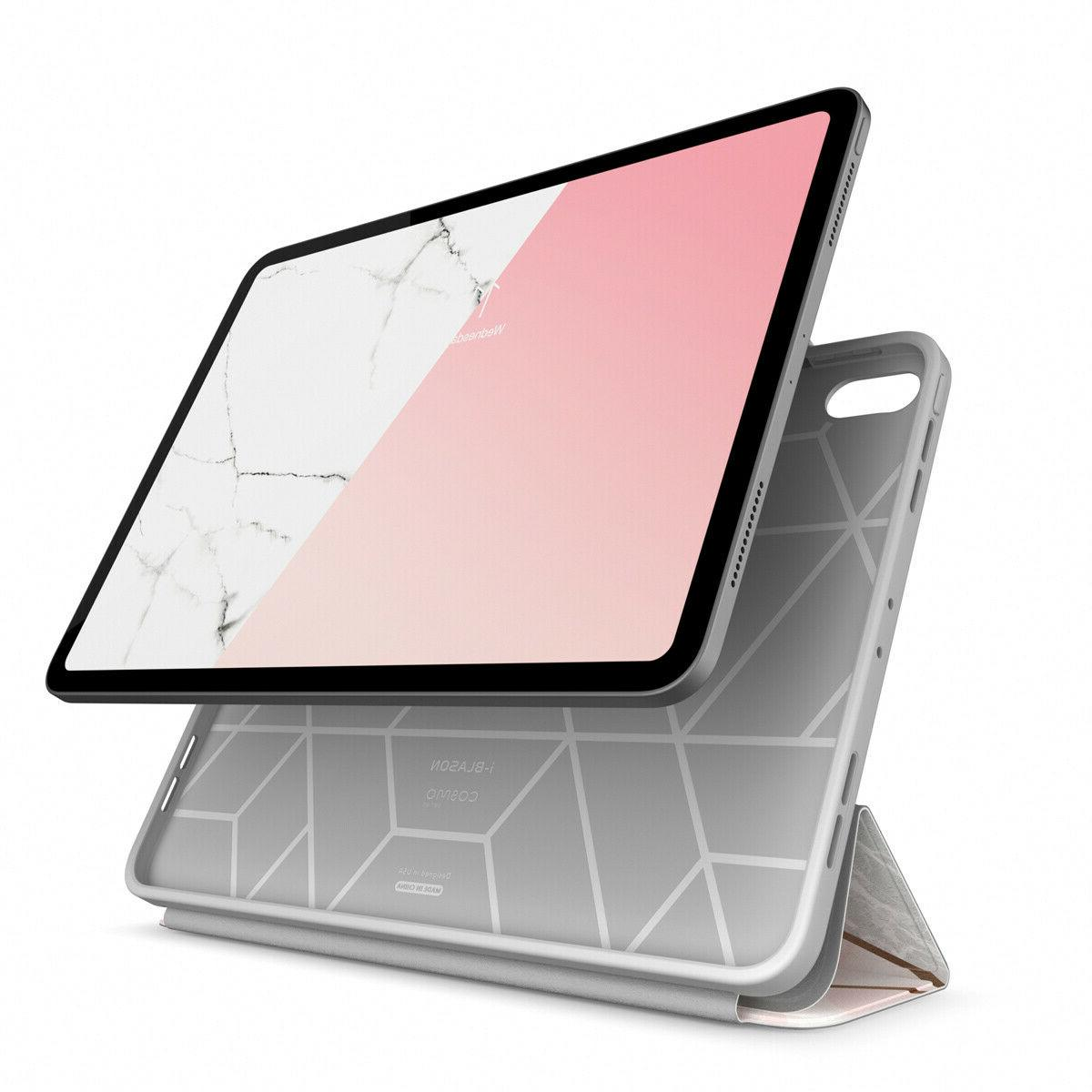 """iPad 12.9"""" Full-Body Stand Cover w/ Pencil"""