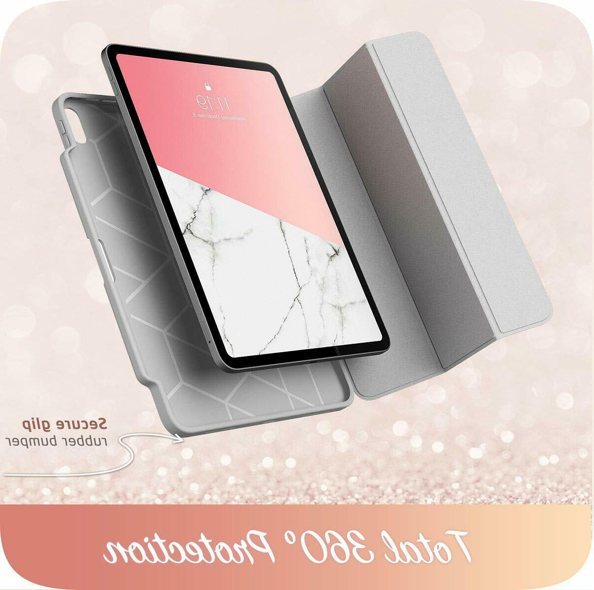 """iPad Pro 11"""" / 12.9"""" Case, Full-Body Cover w/ Pencil"""