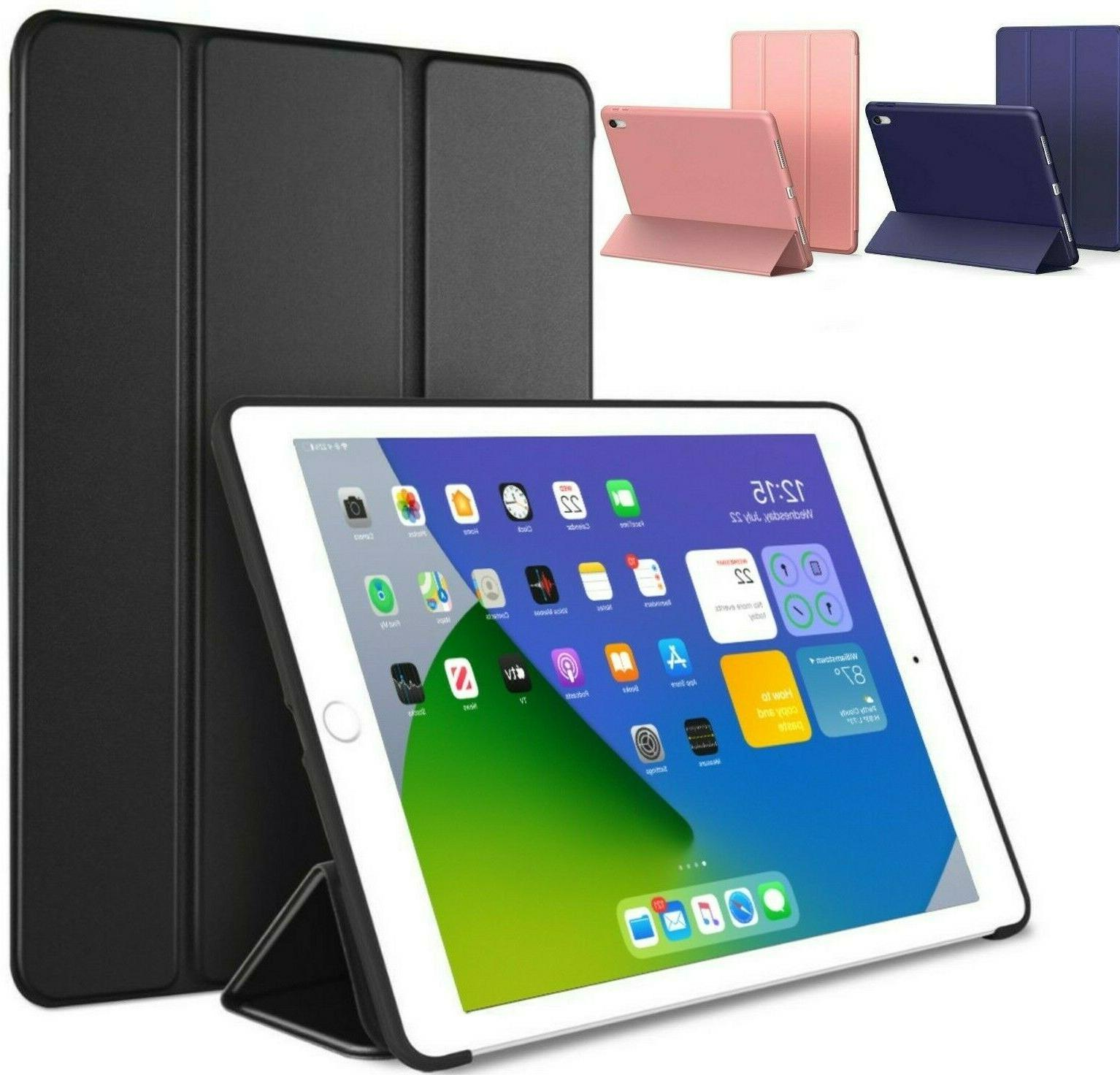 New Smart Case Cover Stand Magnetic Slim Leather For Apple i