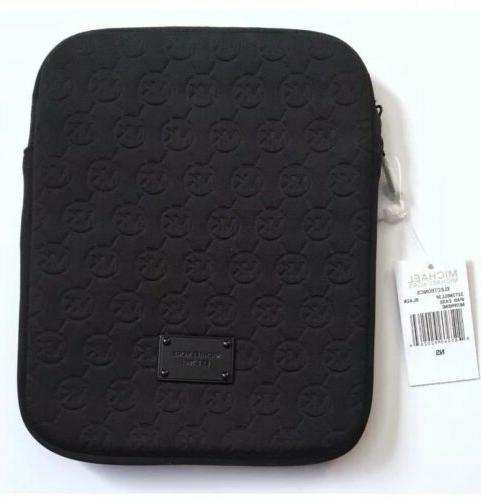 nwt electronics black neoprene ipad tablet case