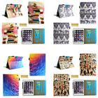 Pattern Smart Synthetic Leather Flip Stand Case Cover For iP