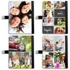 HAIRYWORM PERSONALISED PHOTO IMAGE COLLAGE DELUXE LEATHER CA
