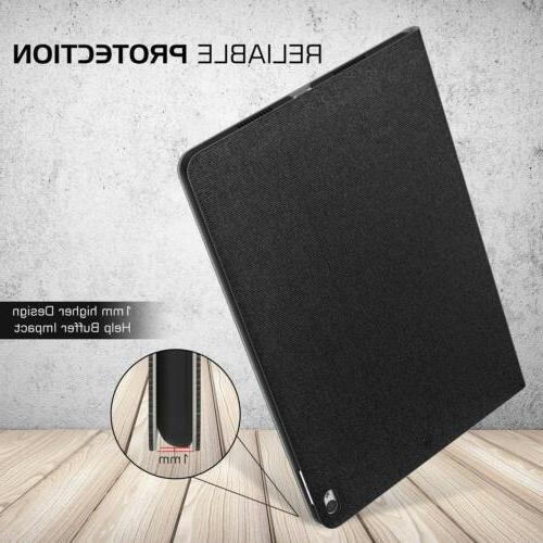 MoKo Weight Smart Stand Folio Case for Pro 10.5 New
