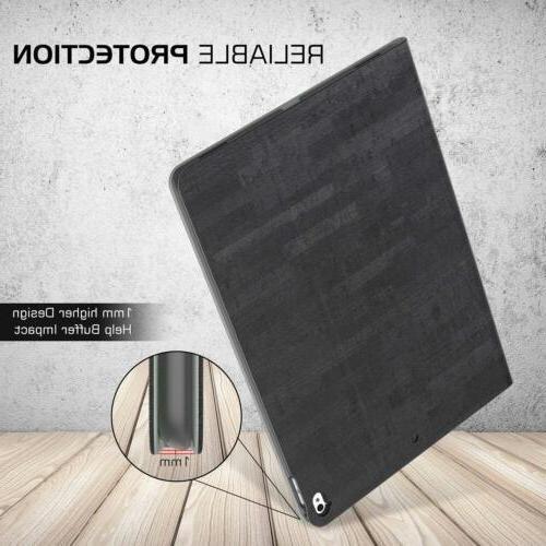 MoKo Folio Cover Protector Fit iPad 2017&2015