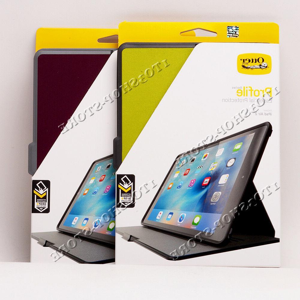 Otterbox Profile Stand Folio Case For iPad Air 2  New