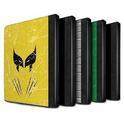 STUFF4 PU Leather Book Case/Cover for Apple iPad 2/3/4/Anti-