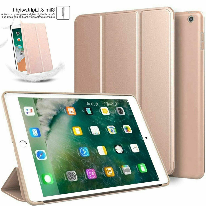Pu Smart Case Apple iPad 6th 2018 & Pen