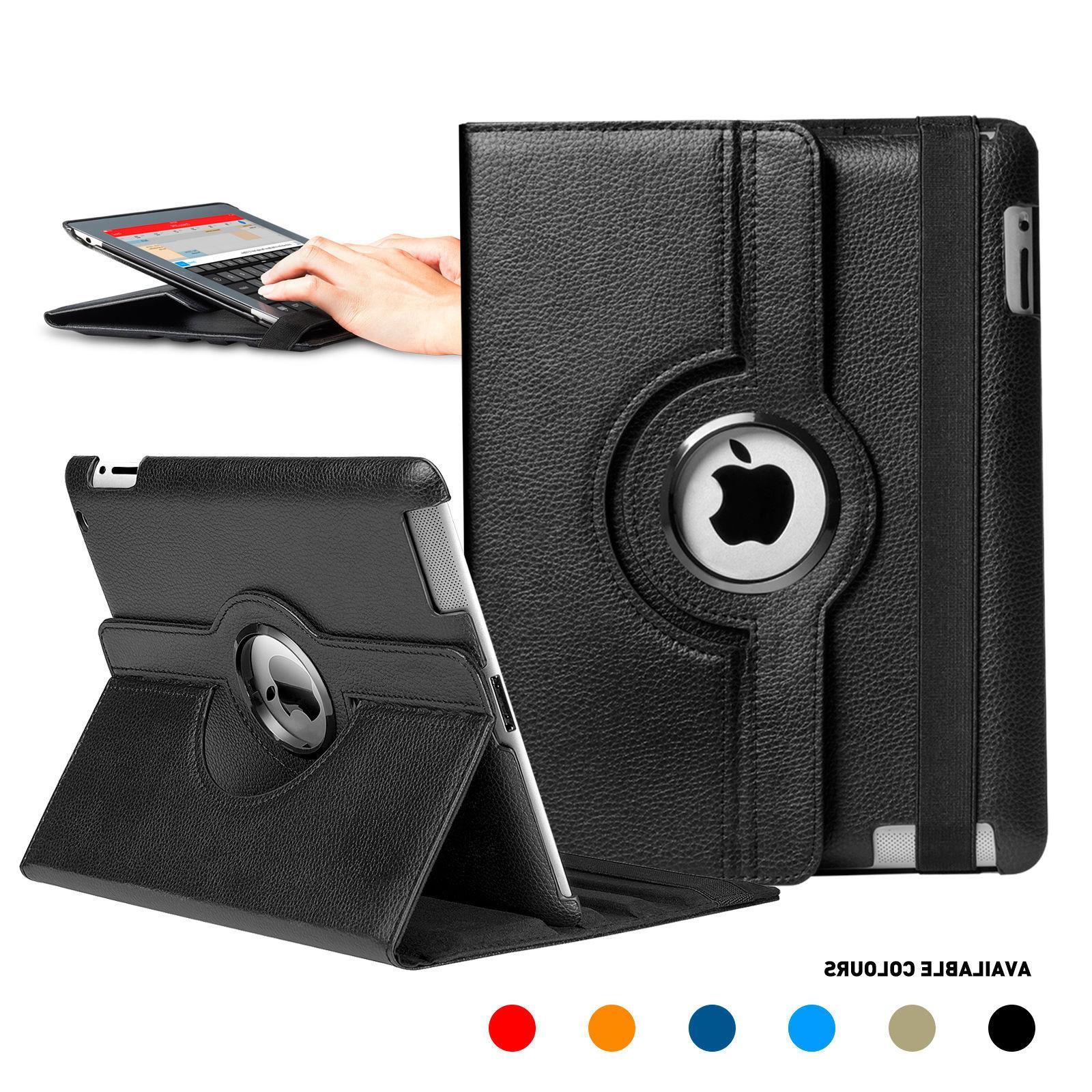 Rotating Leather Case Cover 2 3 4 Mini 2 1 2