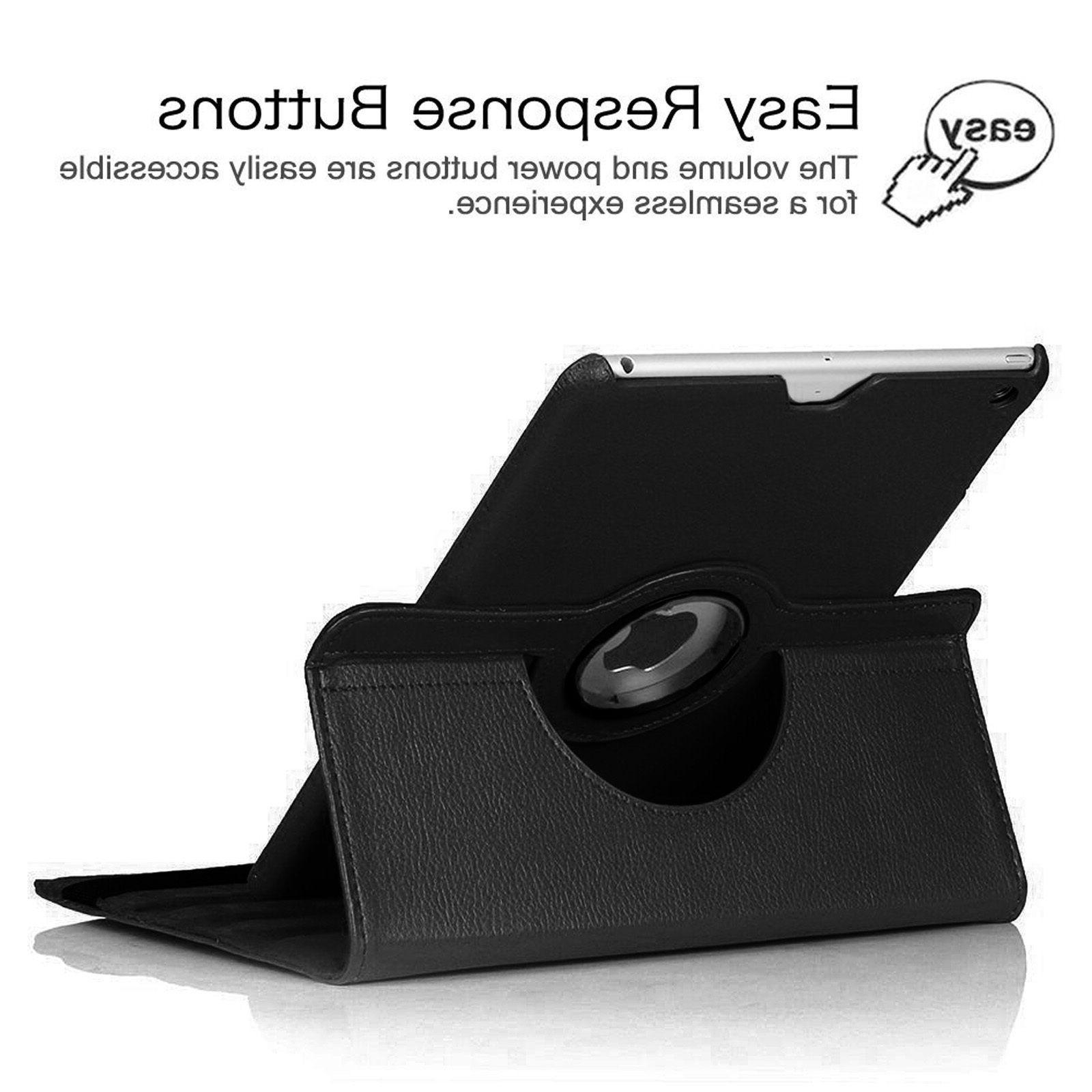 Rotating Stand iPad Case 2 5 Mini 2 3 Air 1 2