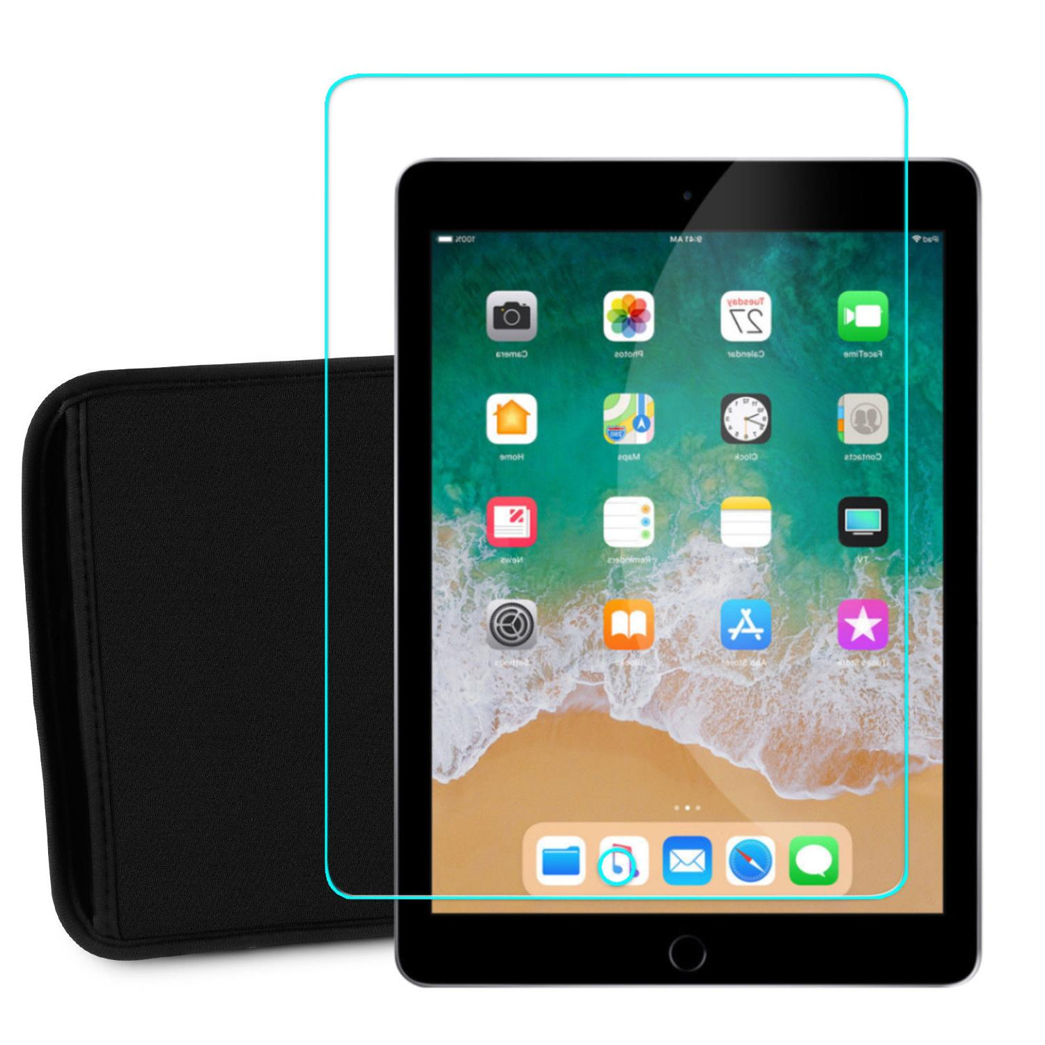 Screen Protector Pouch Bag Tablet Case For iPad 9.7-inch 201