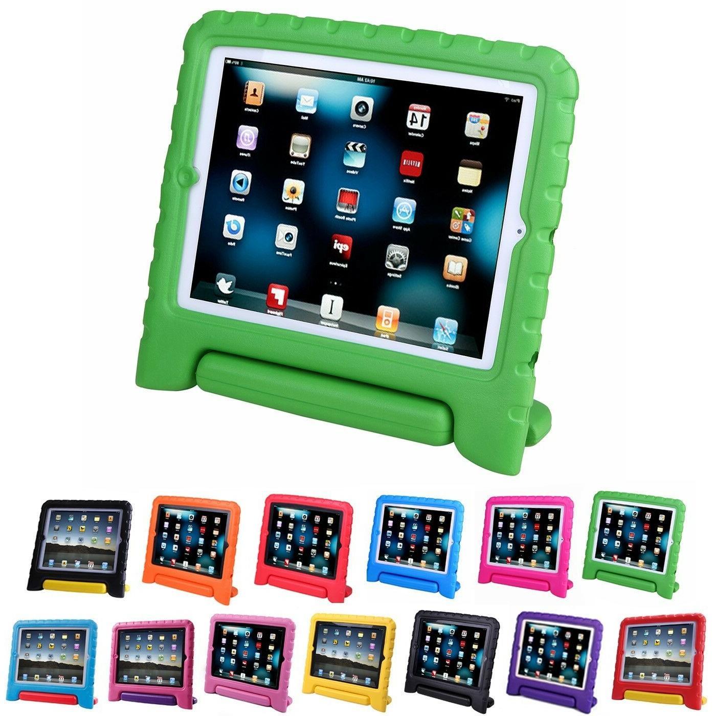 shock proof ipad case for kids bumper