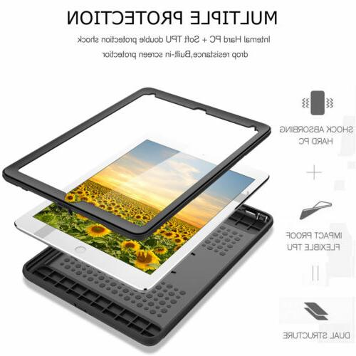 Shockproof Case + Protector 6th 5th Generation 2018 Tablet
