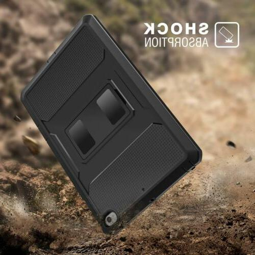 MoKo Shockproof Body Rugged Cover Case for iPad Mini 5th 2019