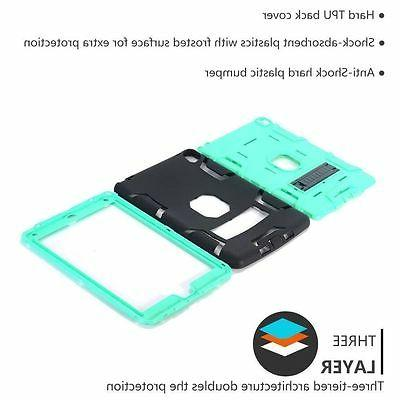 Shockproof Duty Hard Cover For +Film