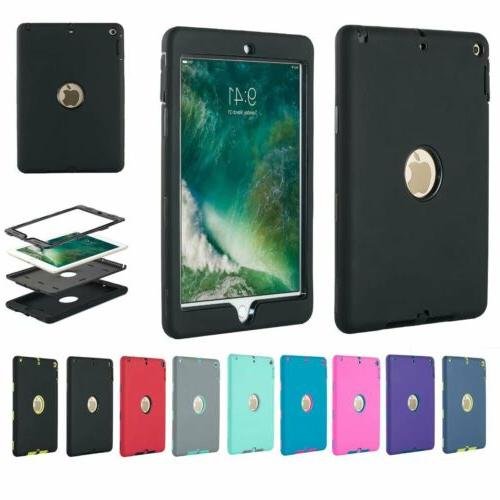 Shockproof Heavy Tablet Cover Case iPad 3 5 7th Air
