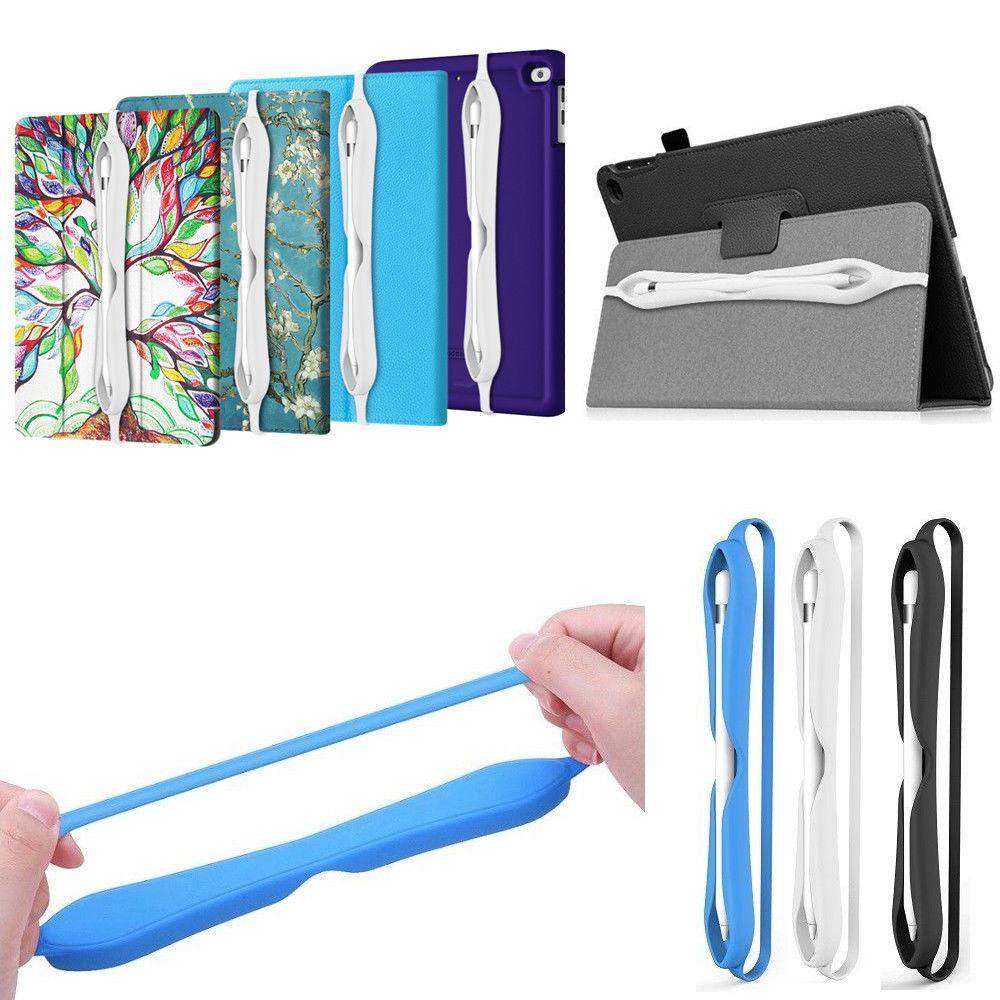 Fintie Silicone Pencil Case Holder For iPad Pro iPad 2018 6t