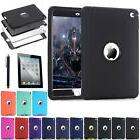 "Skin For Apple IPad Mini 4 7.9""Cover Shockproof Hybrid Anti-"