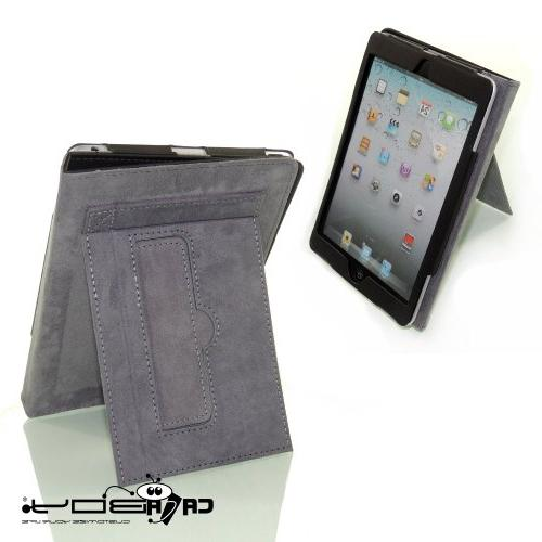 New iPad Air Ipad leather Case Interchangeable - Picture Frame Logo