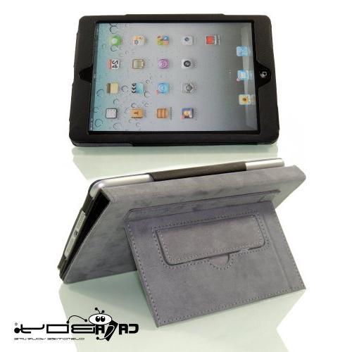 New SMART iPad Ipad 5 leather Interchangeable Picture w Logo