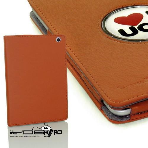 New SLEEP SMART iPad Mini & Mini leather Case By Calaboy- Interchangeable Design - Frame Betty Boop Logo