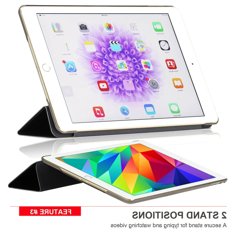 Slim Case For iPad iPad Air Smart Cover with Sleep/Wake