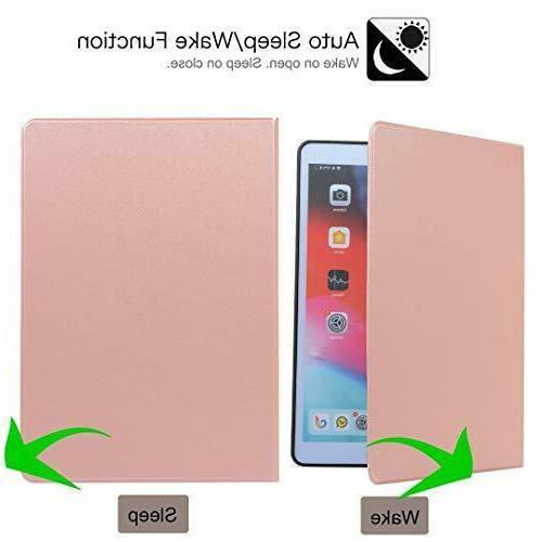AiSMei Slim Case for iPad Gen 2019 / A-Rose