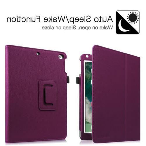 Fintie Smart Cover Stand for Apple iPad Wake/Sleep