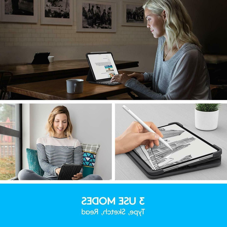 Logitech Pro Case Backlit Keyboard iPad Pro