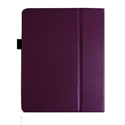 Elegani Leather iPad 2/3/4 the iPad iPad 3 ipad for wake feature