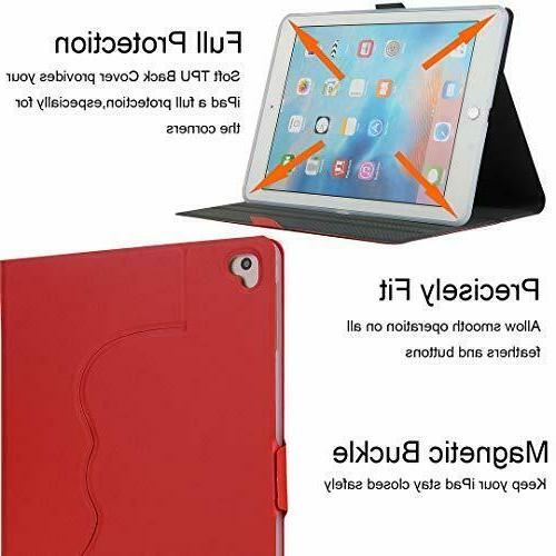 AiSMei Case for 9.7-inch 2018,iPad